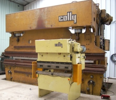 PRESSE PLIEUSE&nbsp;COLLY&nbsp;500&nbsp;Tonnes&nbsp;x&nbsp;5000&nbsp;mm&nbsp;&nbsp;
